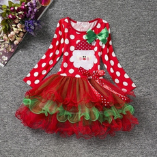 Baby Girl, kids clothes, christmaspartyprincessdre, Long Sleeve