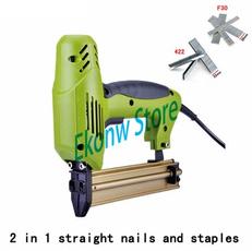 Nails, staplegun, stapler, Electric