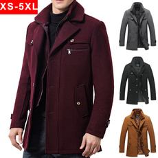woolen, woolen coat, Collar, Fashion