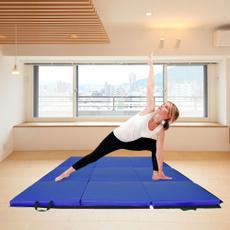 Blues, Yoga Mat, Yoga, Mats