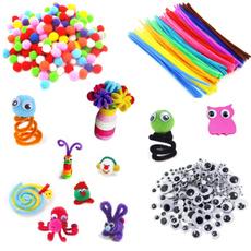 fluffypompom, crafting, Toy, pompom