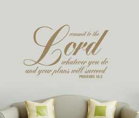 jesuschrist, bible, living room, Decor