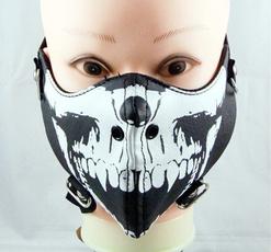 Cosplay, skull, maskseyemask, unisex