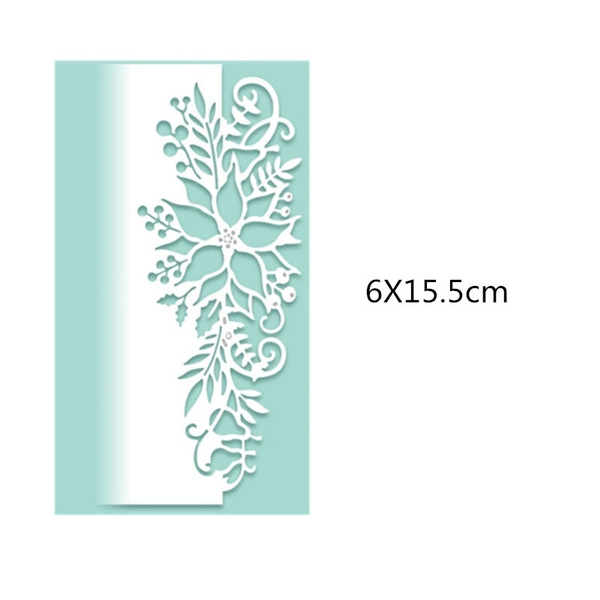 Flowers, Scrapbooking, Christmas, Stamps