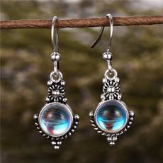 Sterling, rainbow, Dangle Earring, Jewelry