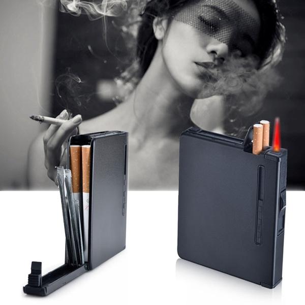 Box, rainproof, Cigarettes, cigarettebox