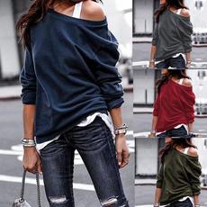 Women, strapless, Fashion, Shirt
