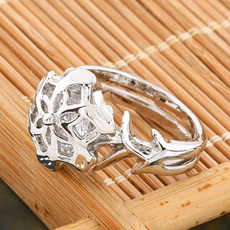 goldplated, King, wedding ring, Gifts