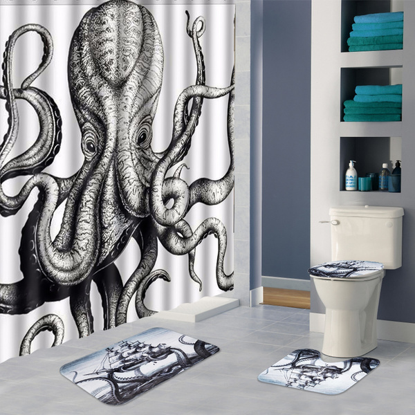 Bathroom, Bathroom Accessories, bathroomrugsset, toiletmat
