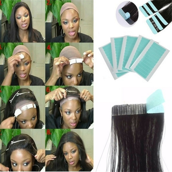 wig, Adhesives, doublesidedtape, Waterproof