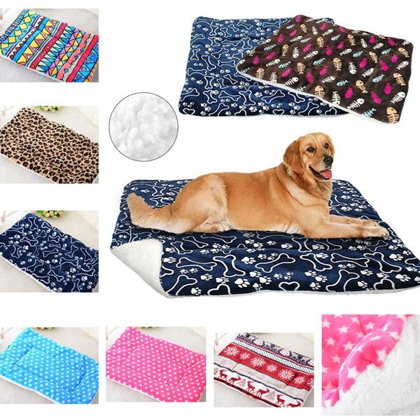 Fleece, puppy, Mats, Pet Bed
