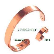 Copper, weightlo, Jewelry, purecopper