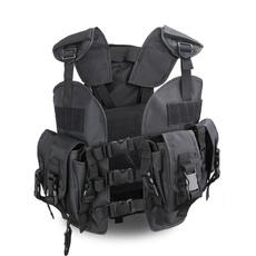 Vest, Outdoor, camouflage tank tops, tacticalvest