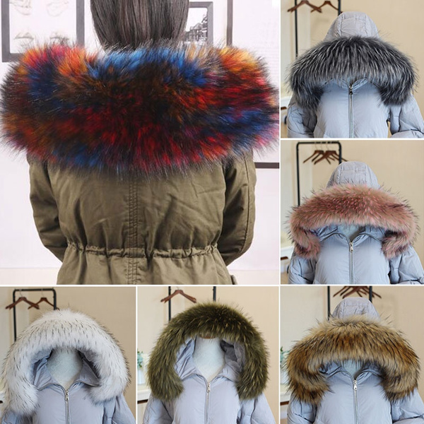 fauxfurcollar, Fur scarf, Fashion, fur