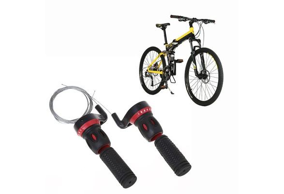 Bike Gear Grip Shift Lever Mountain Bike Cycle Speed Lever Twist Shifter