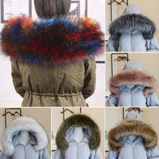 fauxfurcollar, Fur scarf, Fashion, fur