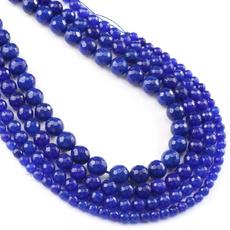 Blues, Charm Bracelet, diyjewelry, diybracelet