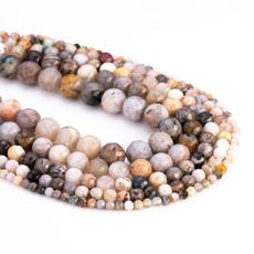 facetedagate, Fashion, leaf, Jewelry Accessories