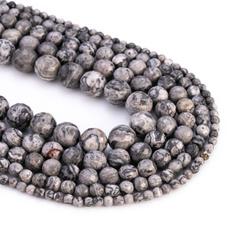 mapstone, diyjewelry, Fashion, charmbead