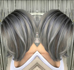 wig, greycosplaywig, straightwig, Moda