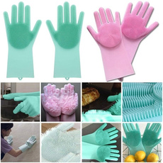 dishwashingglove, Magic, Silicone, washingglove