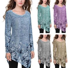 blouse, fashion women, Plus Size, tunic