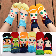 cute, Cotton Socks, elsa, Ladies