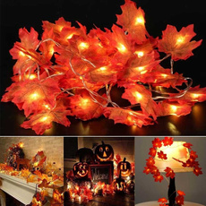 thanksgivingdecor, home deco, led, Garland