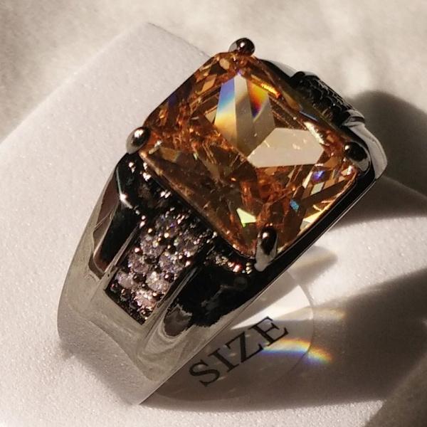 blackgoldring, goldplated, gold, Engagement Ring