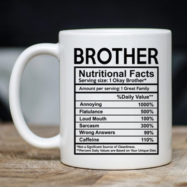 fathersdaygift, Gifts, giftforbrother, brothermug