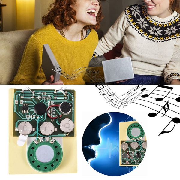 Rechargeable, Gifts, recordingmodule, Fashion