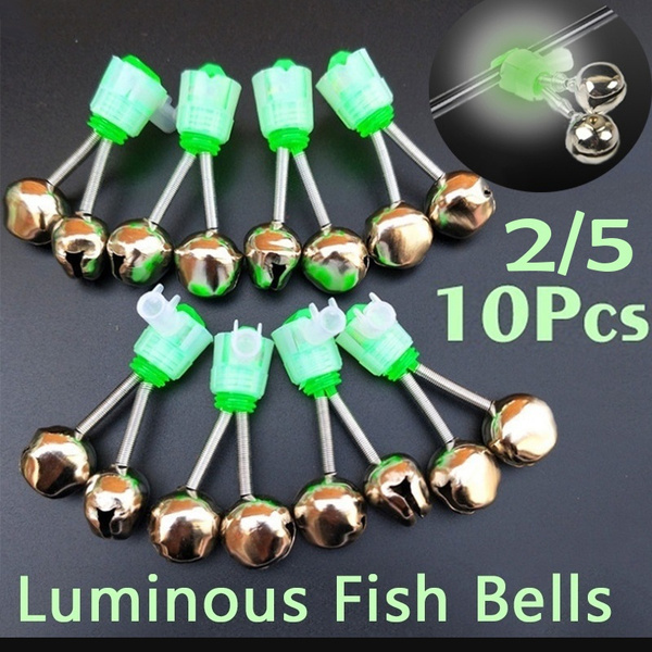 stainlesssteelbell, Bell, fish, fishingrodalarm