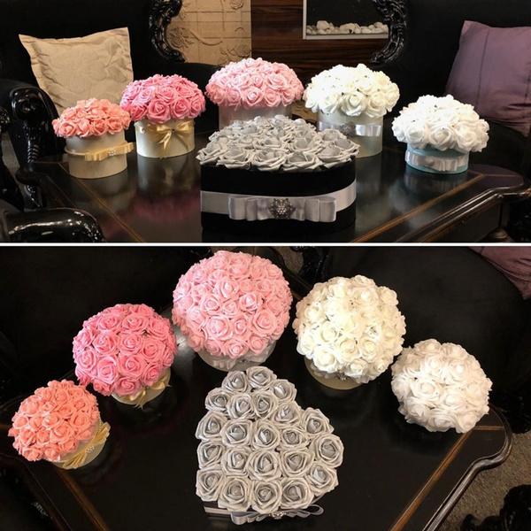 Home & Kitchen, Head, Flowers, weddingcardecoration