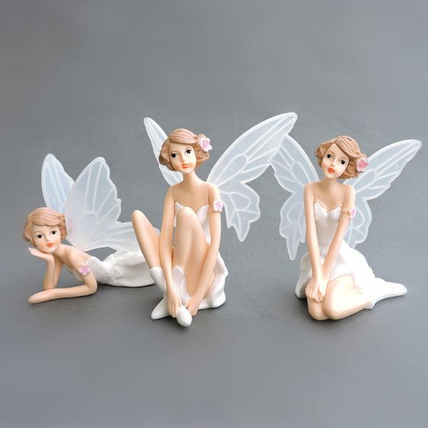Home Decor, Angel, doll, cakedecor