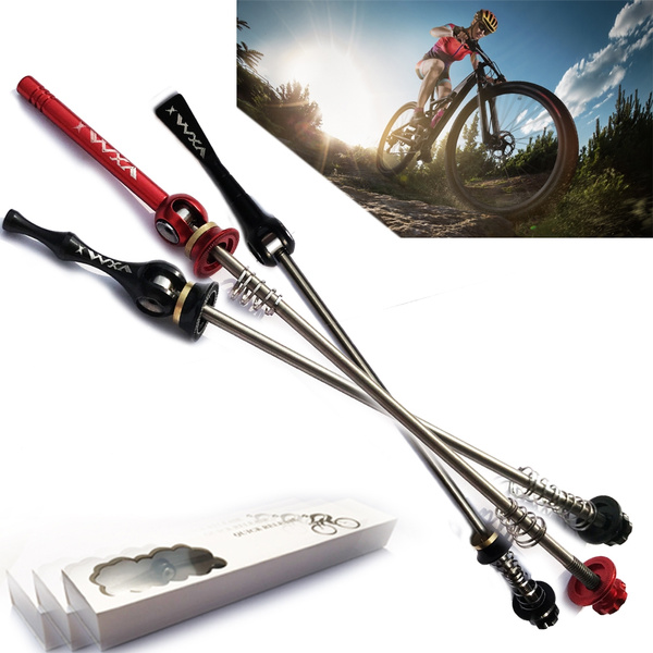 bikeaccessorie, titanium steel, bikepart, bicycleskewer
