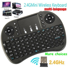 Mini, qwertykeyboard, keypad, TV