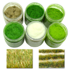 faketurf, Grass, nylongrasspowder, diymodel