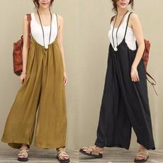 Women Pants, Plus Size, ruffled, pants