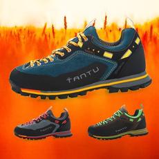 Sneakers, Outdoor, Hiking, Waterproof