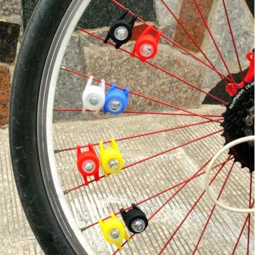 neumaticos bicicleta luces led de bicicletas Accesorios para bicicletas led