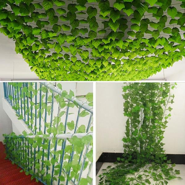 lvyleave, corridordecor, Plants, artificialplant