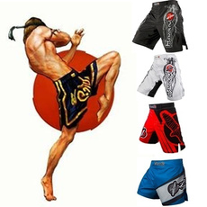 Shorts, pants, boxing, fighting