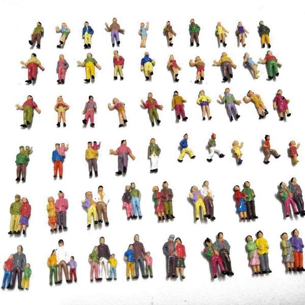 modelcolorpeople, hoscalemodelfigure, sandtableaccessory, charactermodel