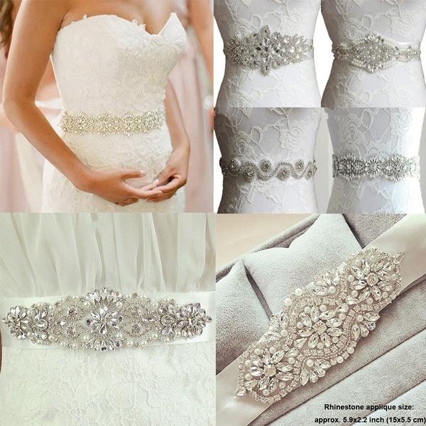 weddingsash, Fashion, Rhinestone, sashbelt