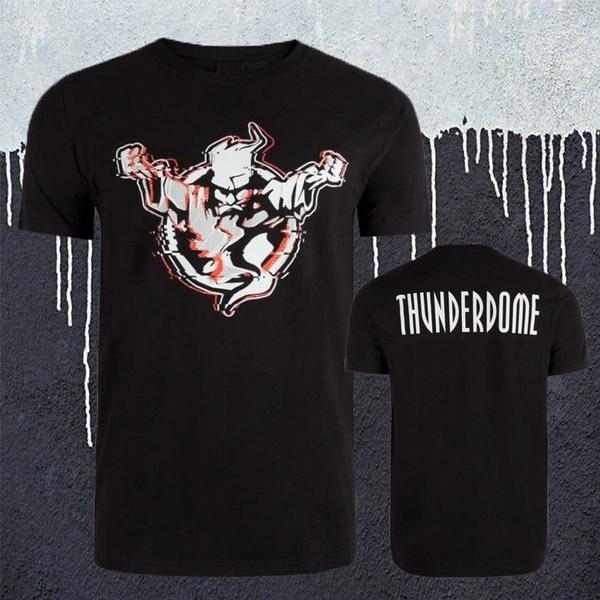 Plus Size, Shirt, Sleeve, thunderdome