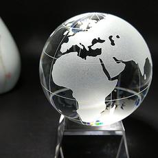 Ball, Office, Glass, crystalball