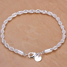 Sterling, Silver Bangles, Fashion, sterling silver