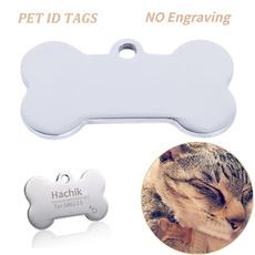 engraving, boneshape, petphonecard, Dog Collar