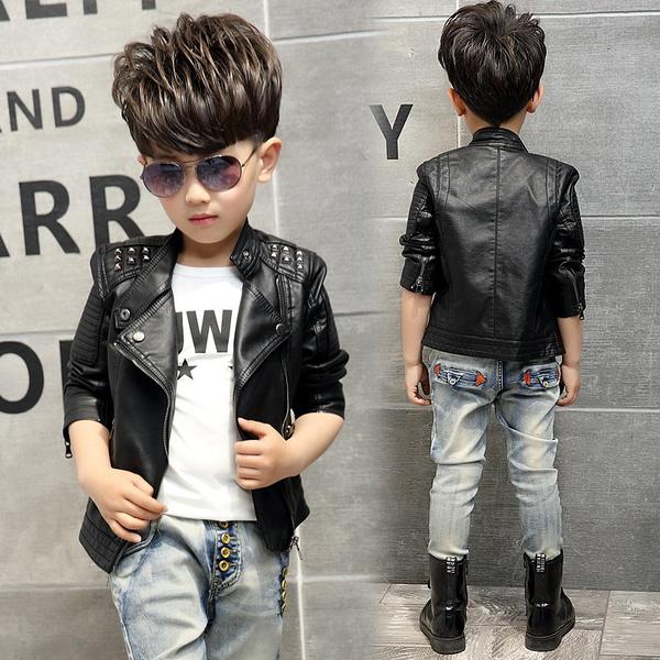 Spring Fashion, motorcyclejacket, Fashion, Boy