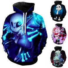 3D hoodies, Fashion, pullover hoodie, unisex